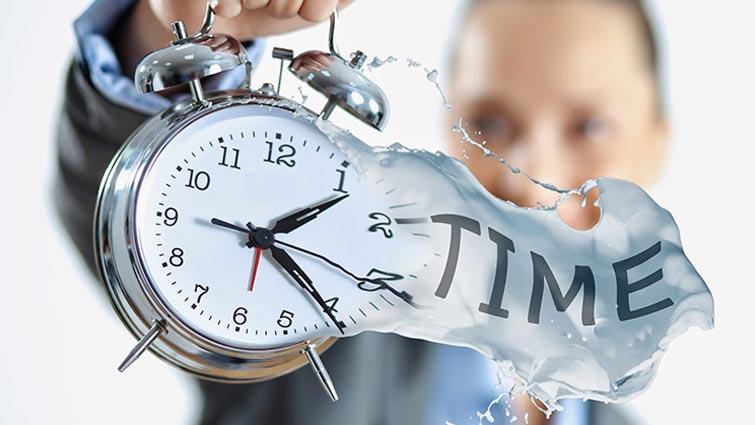مدیریت زمان با ماتریس آیزنهاور